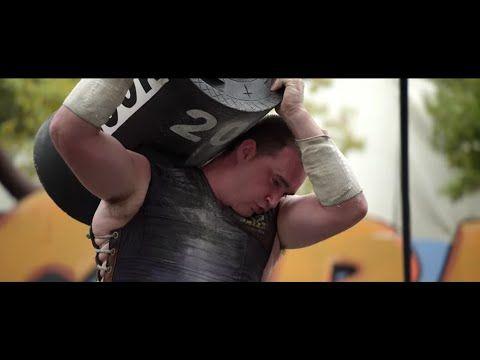 LEVANTADORES - The Basque Strongman - A documentary film (very cool