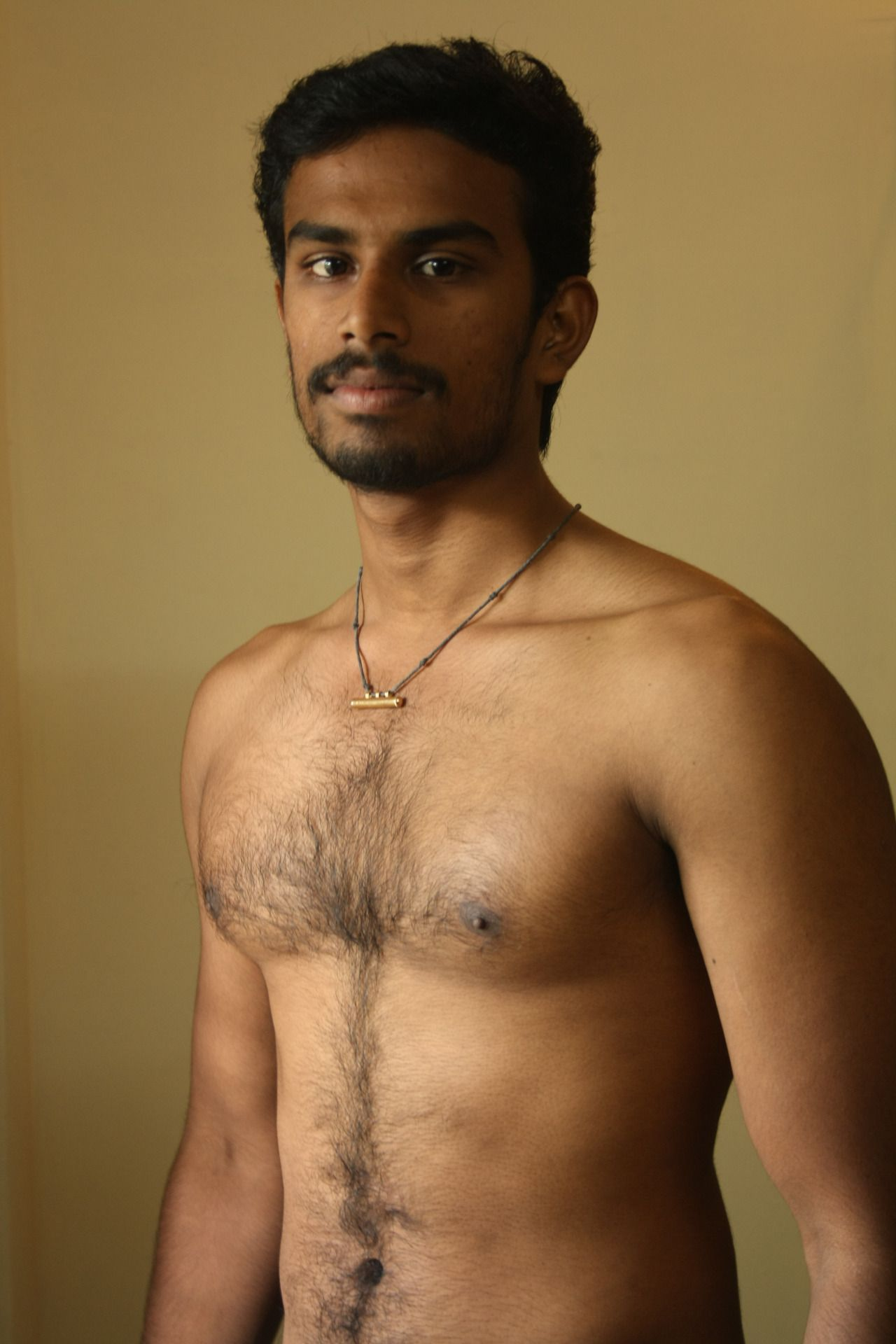 India hairy man high resolution stock photography and images