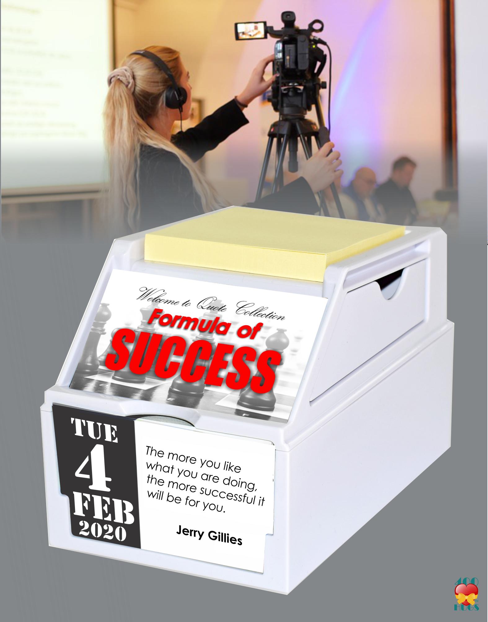Formula Of Success Inspirational Organizer in 2020 Great