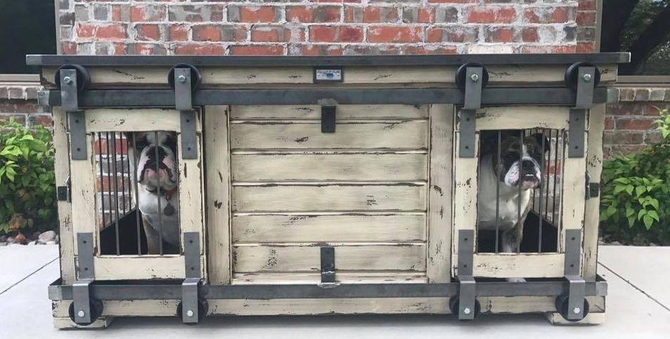 Dog Kennel Bed Dogkennelbed Dog Crate Dog Kennel Luxury Dog Kennels