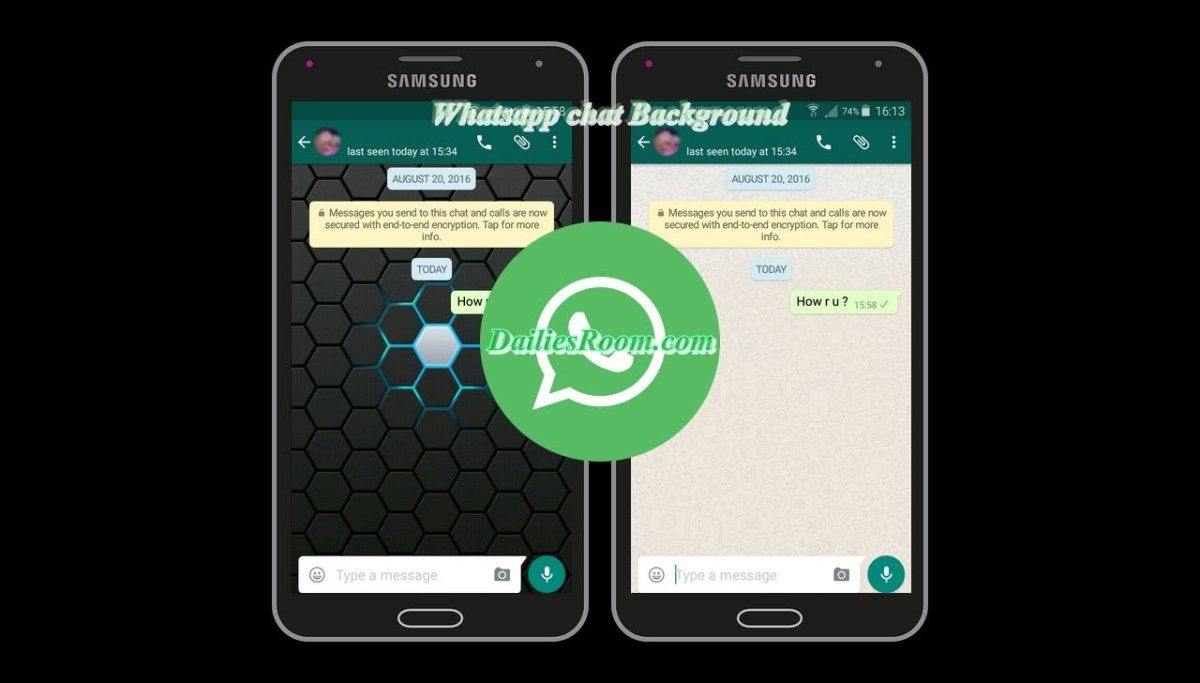 How To Change Whatsapp Chat Background Customizing Whatsapp Background Whatsapp Background Background Samsung 15