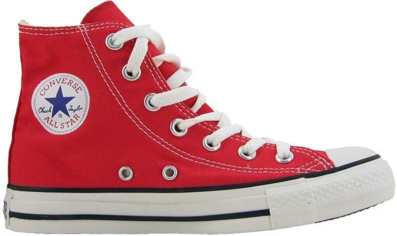 Converse all star high red Chuck Taylor s- These shoes are a must have for  the classic look. These are the everyday shoes to wear from running errands  to ... 20f78ca0db