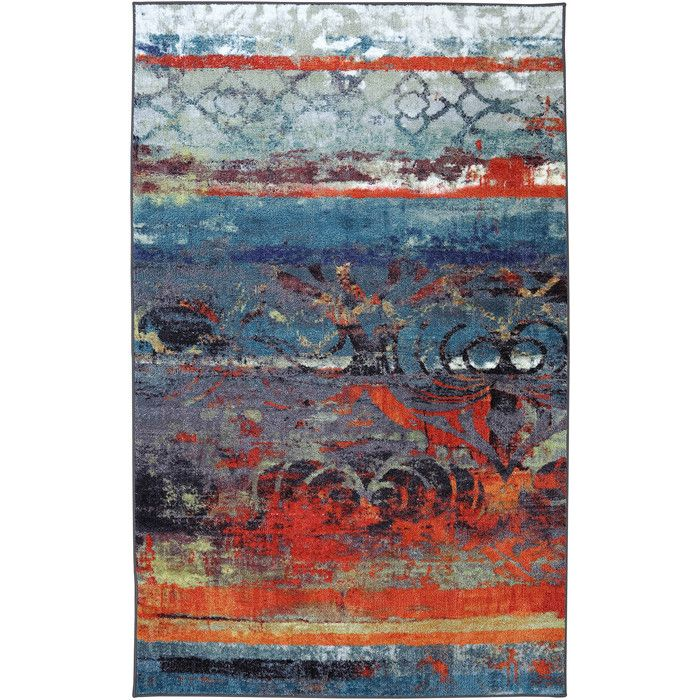 Vermont Blue Area Rug In 2019 Rugs Blue Area Rugs