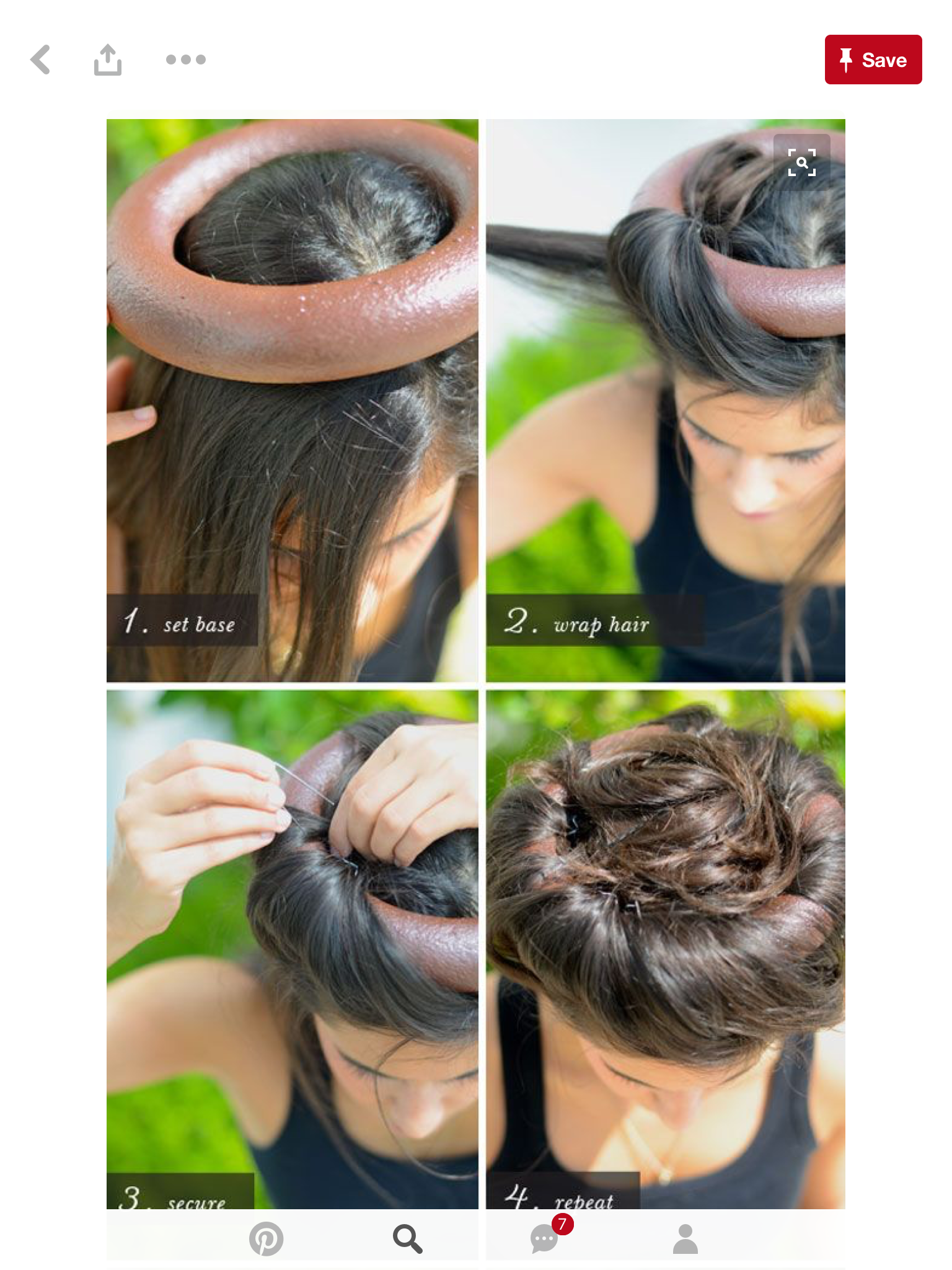 Pin by danielle golden on specialty model pmtsh pinterest makeup tutorial for a modern day gibson girl hairstyle baditri Gallery
