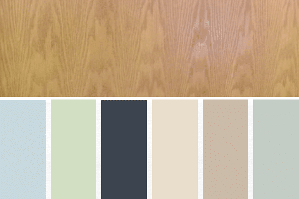 Wall Colors for Honey Oak Cabinets - Honey oak cabinets, Oak kitchen cabinets wall color, Honey oak, Oak cabinets, Wall colors, House color schemes - If you want to update your kitchen without changing your honey oak cabinets, check out these paint colors  These walls colors coordinate with your honey oak cabinets perfectly