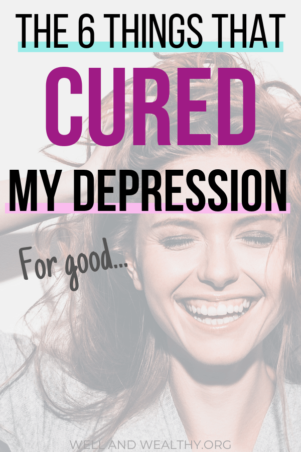 How to Overcome Depression Naturally Without Drugs