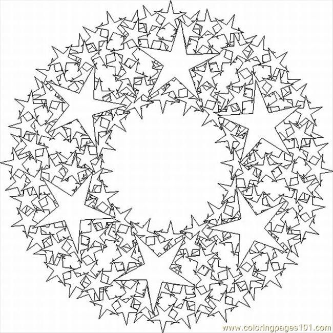 explore christmas coloring pages mandala design and more kaleidoscope coloring pages