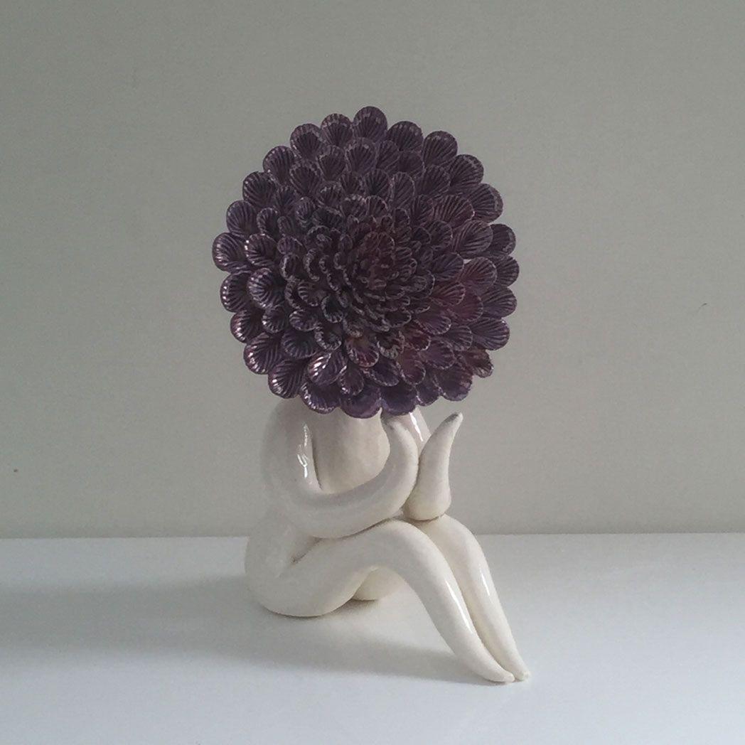 Purple Dreamy Dahlia
