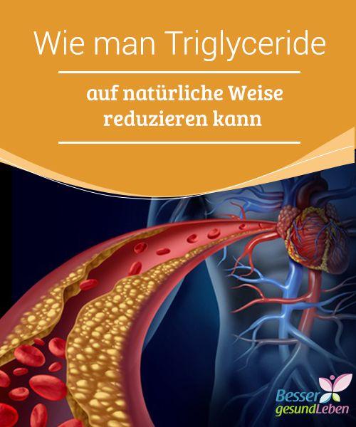 Hohe Triglyceriddiät, um sie zu senken