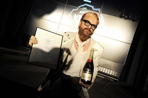 Swedens most powerful man in fashion!