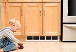 Electric Kickspace Heaters Residential Electric Heaters House Heating Baseboard Heating Baseboard Heater