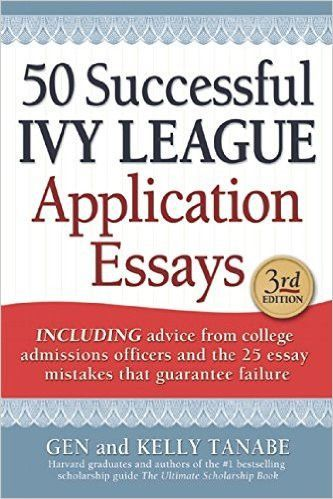How to start a college admissions essay league