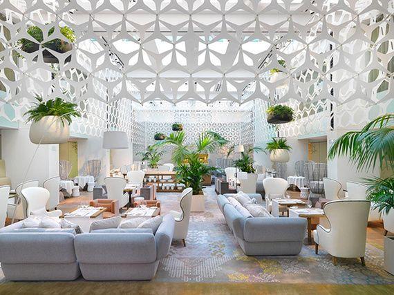 Ángel León deja su huella en el Blanc Brasserie & Gastrobar del hotel Mandarin Oriental