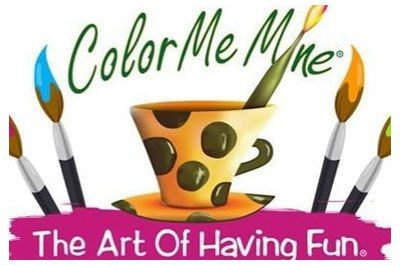 Color Me Mine Color Me Mine offers painting on ceramics for all ages. Stop in to enjoy a fun family atmosphere. Choose from hundreds of ceramic shapes and dozens of colors to paint with! It's a great place to spend quality time with friends, family, co-workers or a date, just relaxing and being creative together! Our talented staff will help you create your very own ceramic masterpiece. It's so easy – anyone can do it! Everyone's an artist at Color Me Mine.