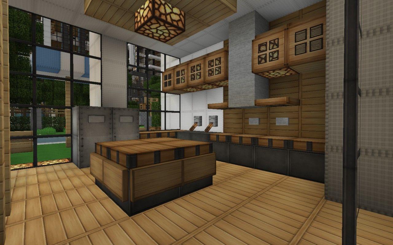 Cozy Kitchen Cozy Minecraft Interior Design   Novocom.top