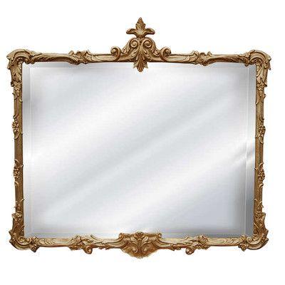Hockett Buffet Accent Mirror