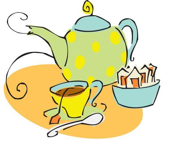 рисунки с чаем