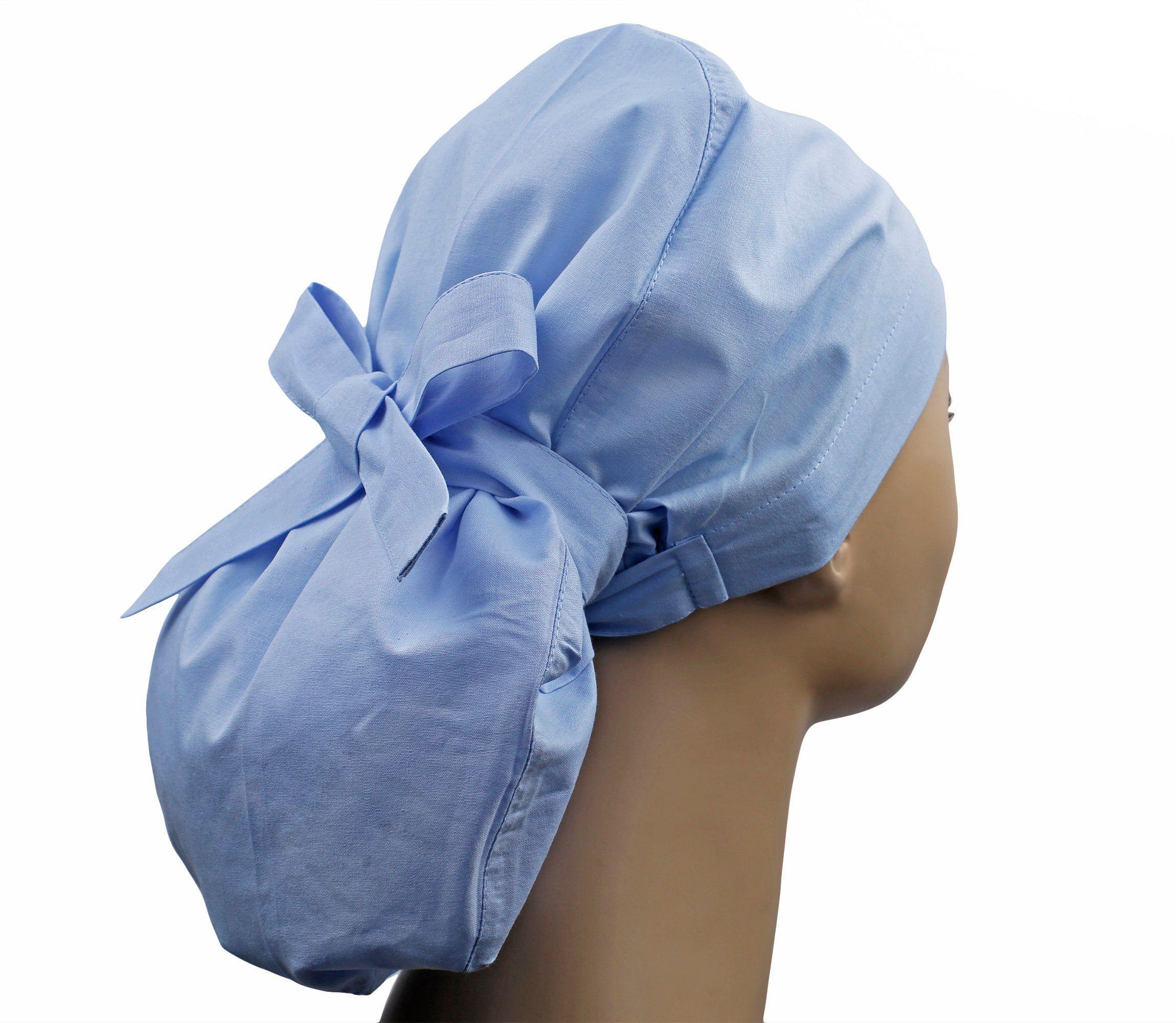 Stylish Scrub Caps Floral Ponytail Scrub Cap Surgical Caps Surgical Hats Scrub Caps for Women