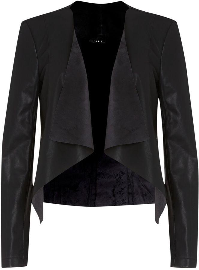 Vila Blazer jacket on shopstyle.com