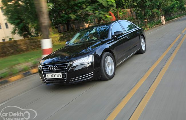 Audis Global Sales Up By In The First Quarter CarDekho - Audi car maker