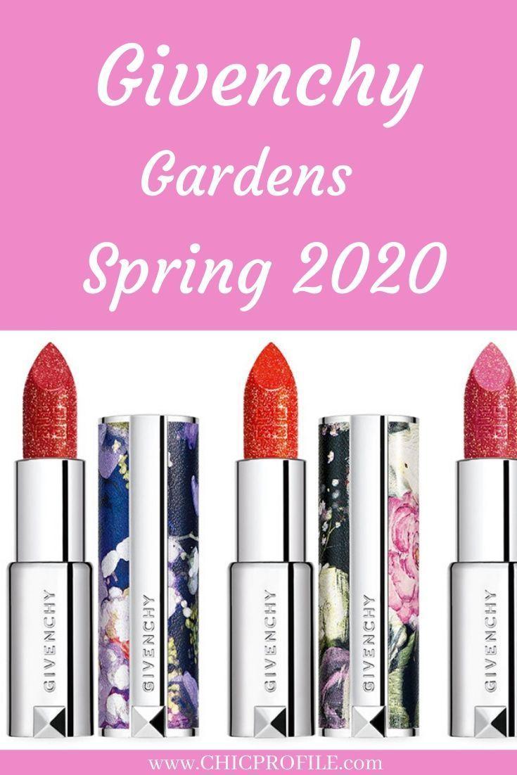 Givenchy Gardens Spring 2020 Makeup Collection Fresh Makeup Look