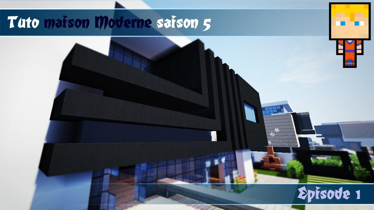 Tuto Interieur Maison Moderne Minecraft Gallery Wallpaper