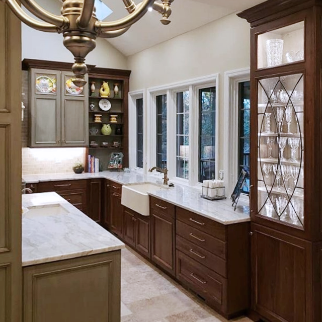 Beautiful Kitchen Remodel For Hosting