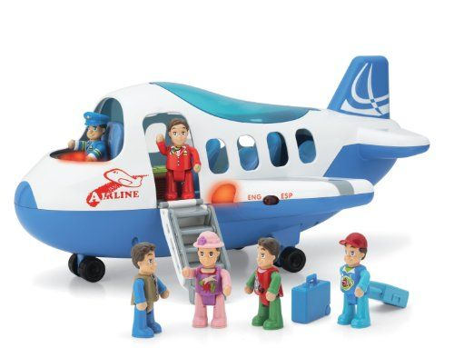 Happy Kid Toy Group Airplane