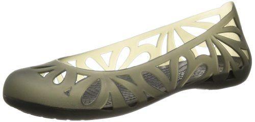 c58507e6de0c0 crocs Women s 14936 Adrina III Flat