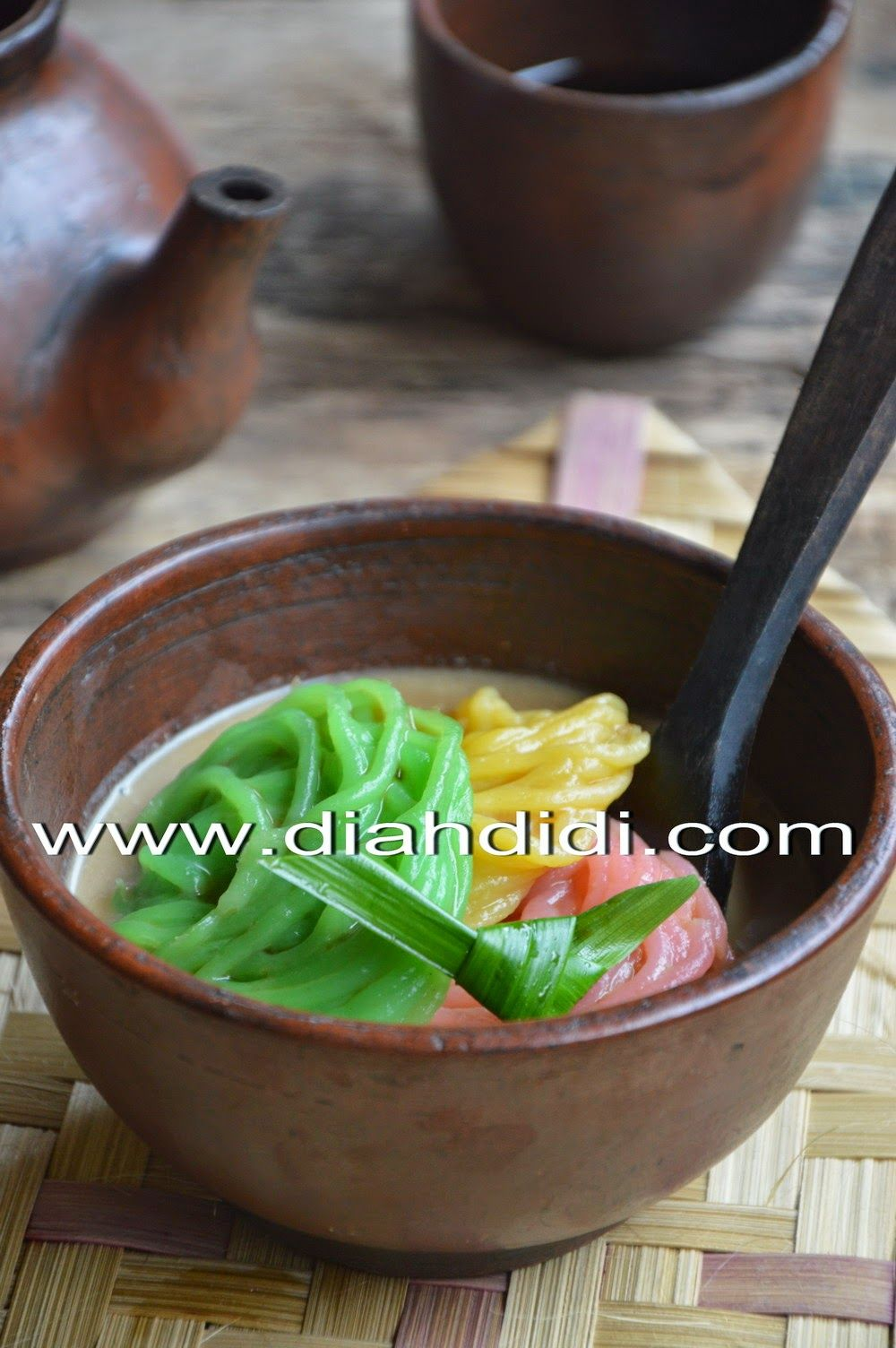 Diah Didi S Kitchen Petulo Samakah Dengan Putu Mayang Resep Masakan Resep Makanan Resep Masakan Indonesia