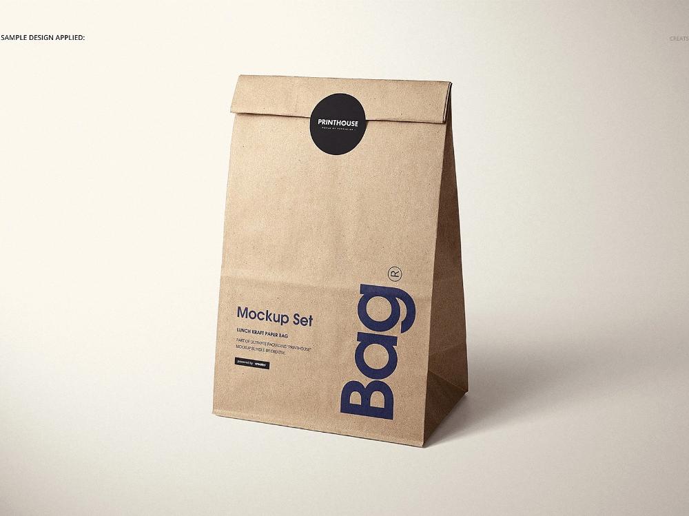 Download Paper Bag Mockup Google Search Bag Mockup Paper Bag Mockup