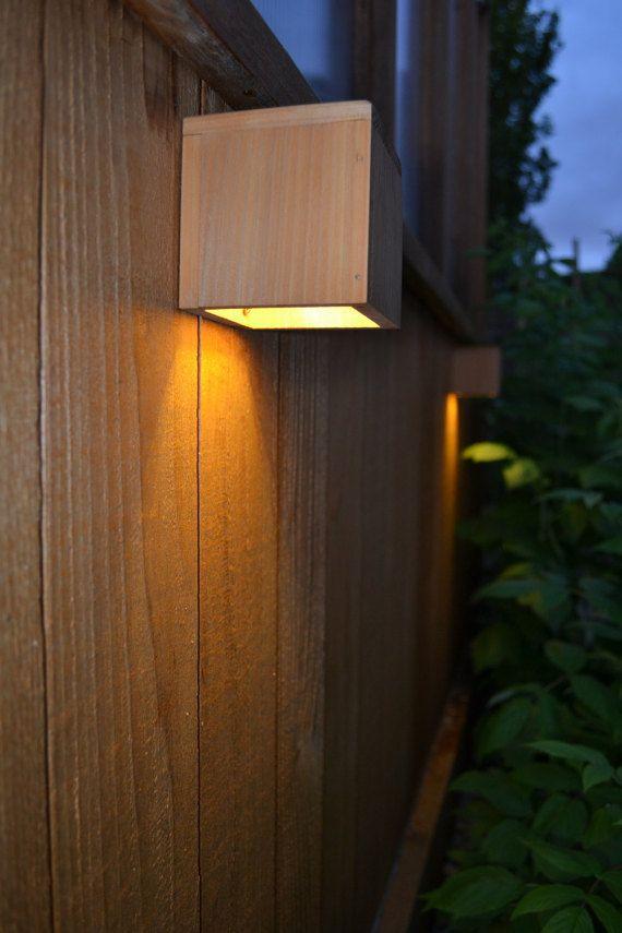 cedar outdoor low voltage led light