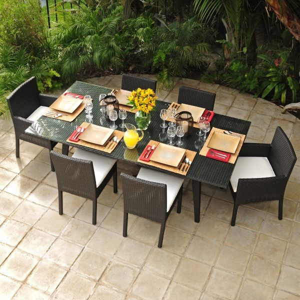 Superstore Patio Furniture Maxime All Weather Wicker Outdoor Patio ...