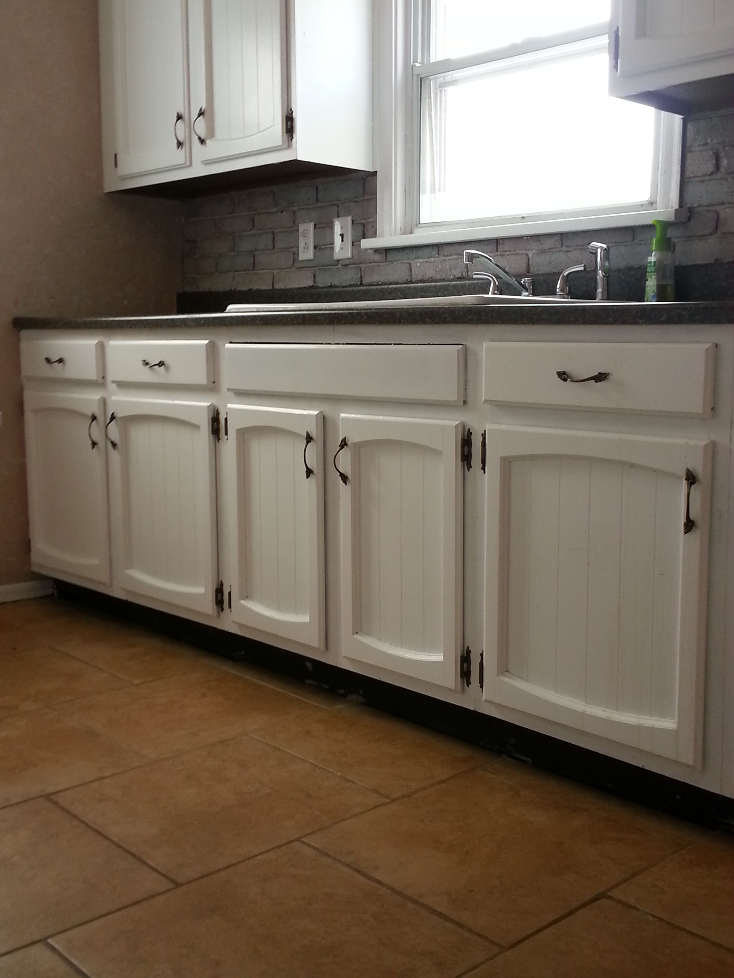 Best Ceramic Tile White Cabinetry Add Style To A Small 400 x 300
