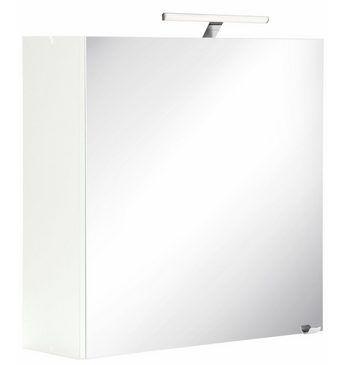Kesper Spiegelschrank »Prato« mit LED-Beleuchtung Jetzt bestellen ... | {Spiegelschränke bad 94}