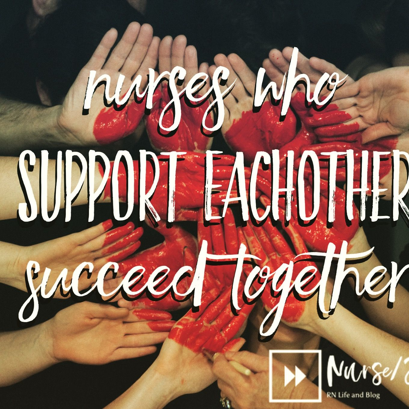 Nurses Support Eachother Nurse Inspiration Nurse Nurse Quotes