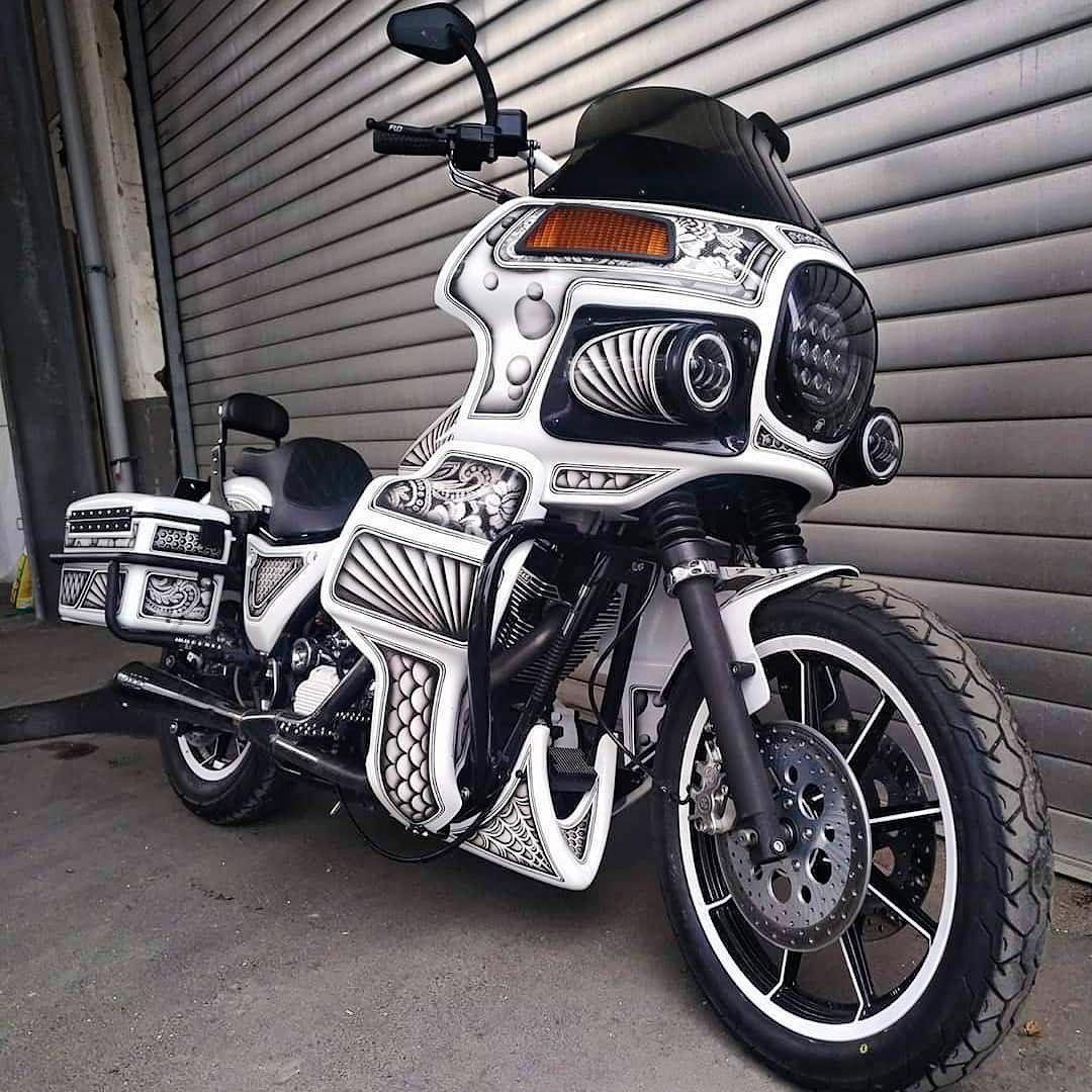 CSE andrexdrm in 2020 Custom motorcycle paint jobs