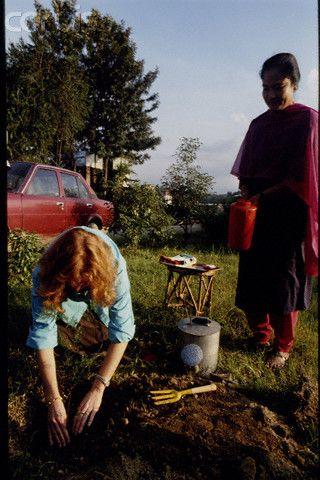 --October 1, 1993--SARAH FERGUSON IN NEPAL
