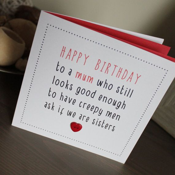 35 Happy Birthday Mom Quotes – Birthday Card from the President