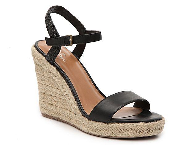 df37e105df1 Crown Vintage Vediccity Wedge Sandal - Women s