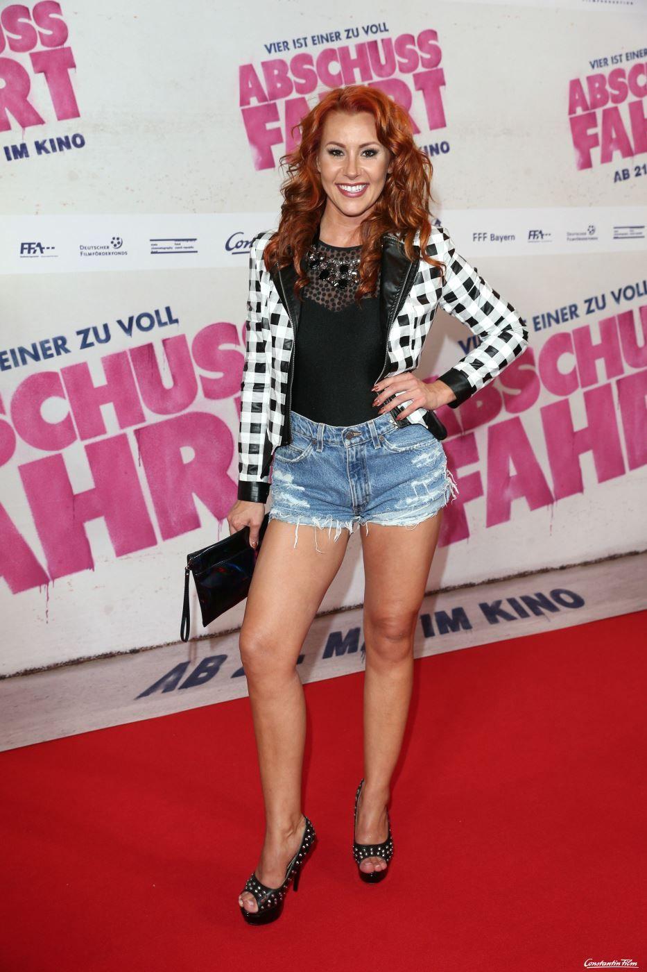 © 2015 Constantin Film Verleih GmbH / Gisela Schober  ABSCHUSSFAHRT PREMIERE am 11. Mai 2015 in München  Tiger Kirchharz