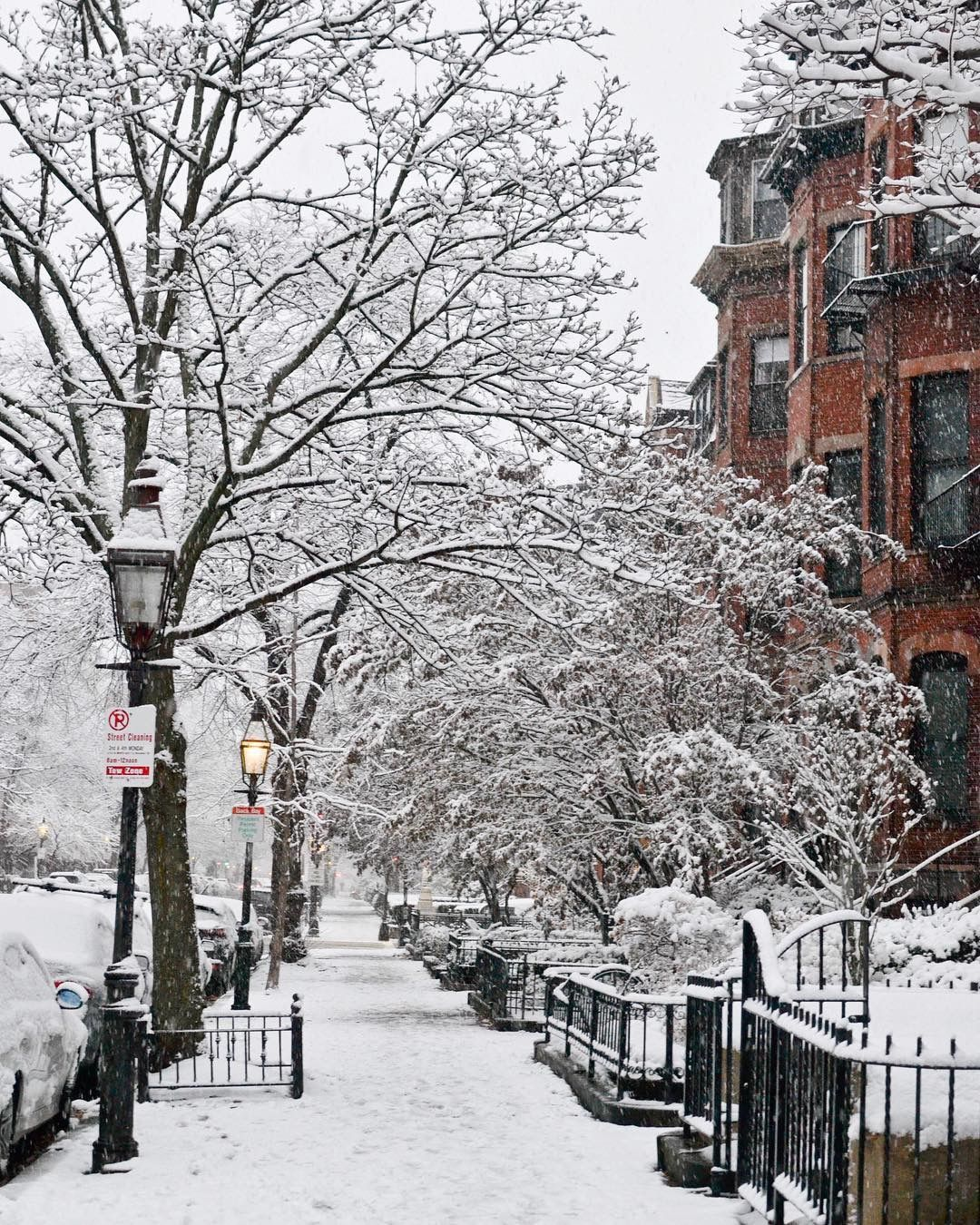 Chicago Apartment Hunting: Winter Wonderland In New York. Apartment & Home Hunting
