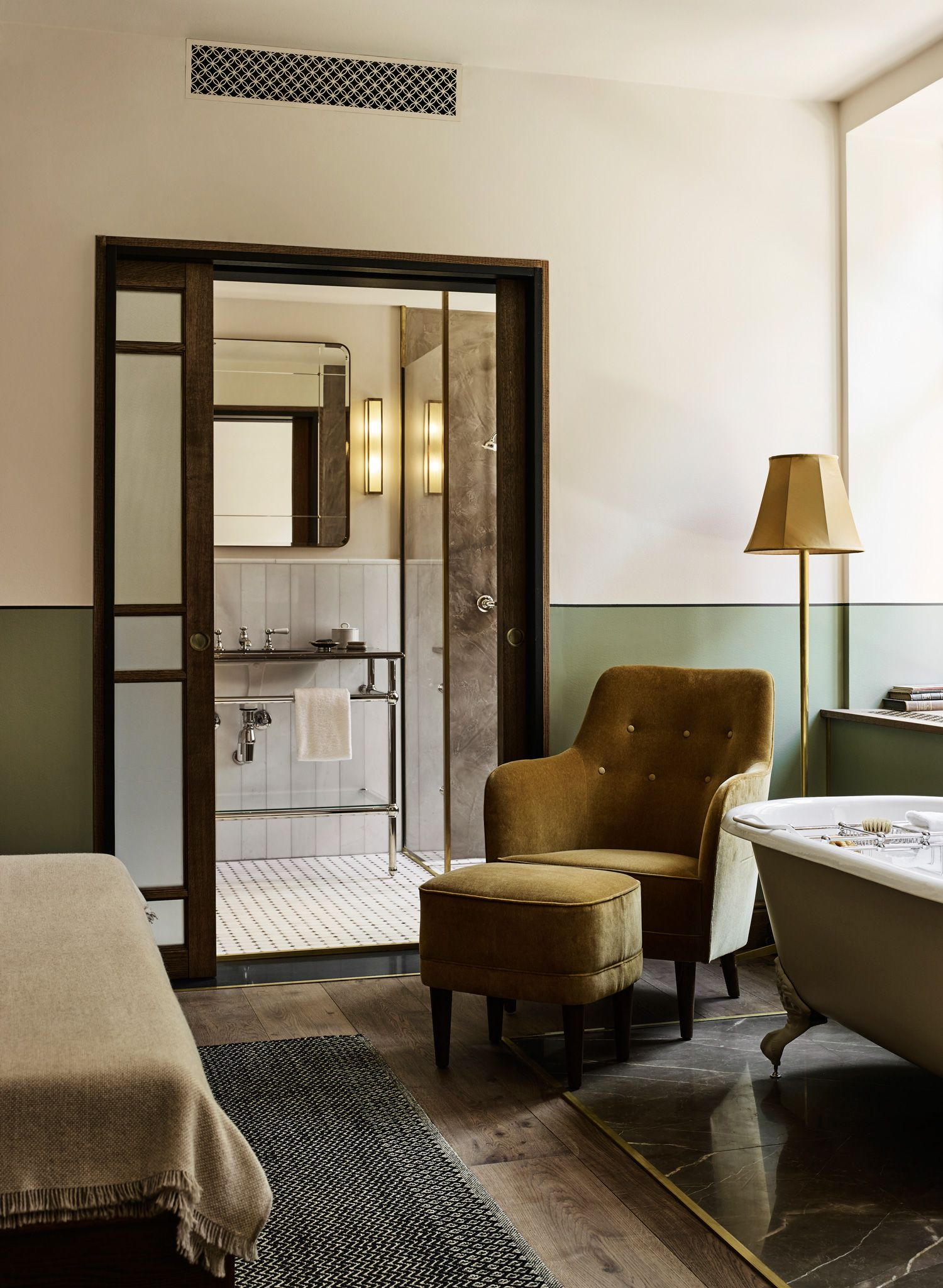Hotel Rooms Interior Design: Sanders Boutique Hotel In Copenhagen By Lind + Almond