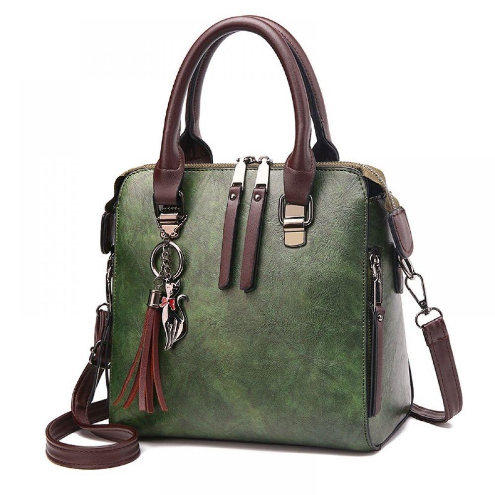 c297ab6c1a0 Retro Style Leather Handbags