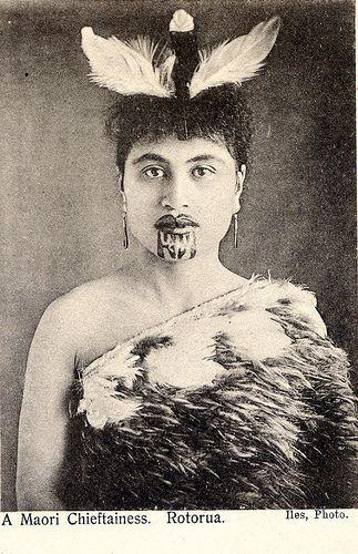 maori princess with moko - chin tattoo | Maori | Maori art ...