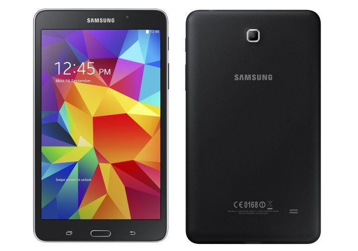Samsung Galaxy Tab 4 Nook Is A 7in Android Tablet Aimed At