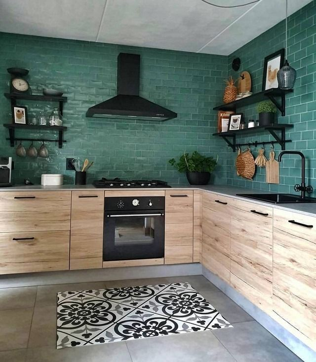 Photo of Kitchen Inspiration: madeleineshouse72La fonte definitiva per l'interior design …