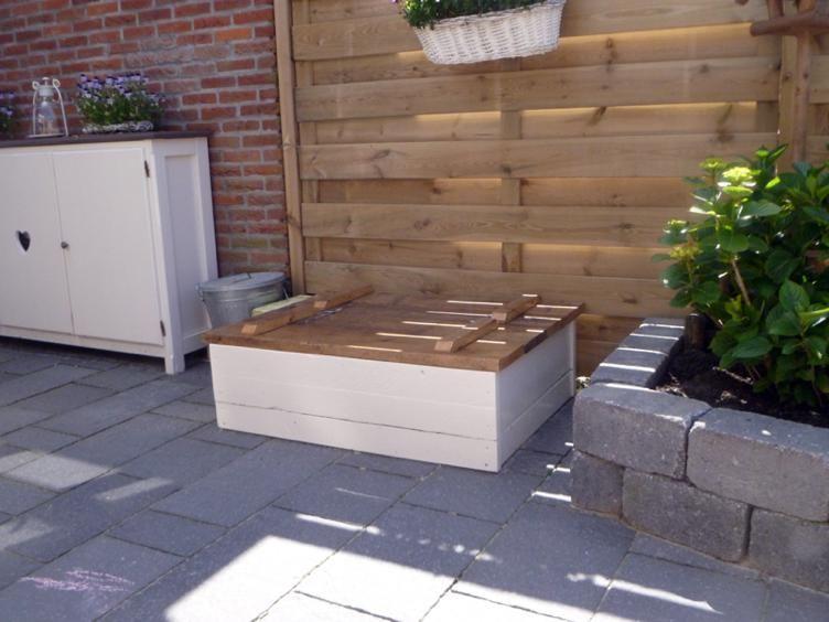 Foto's/projecten: Steigerhouten meubelen | Java Timmerwerken (Emmeloord)
