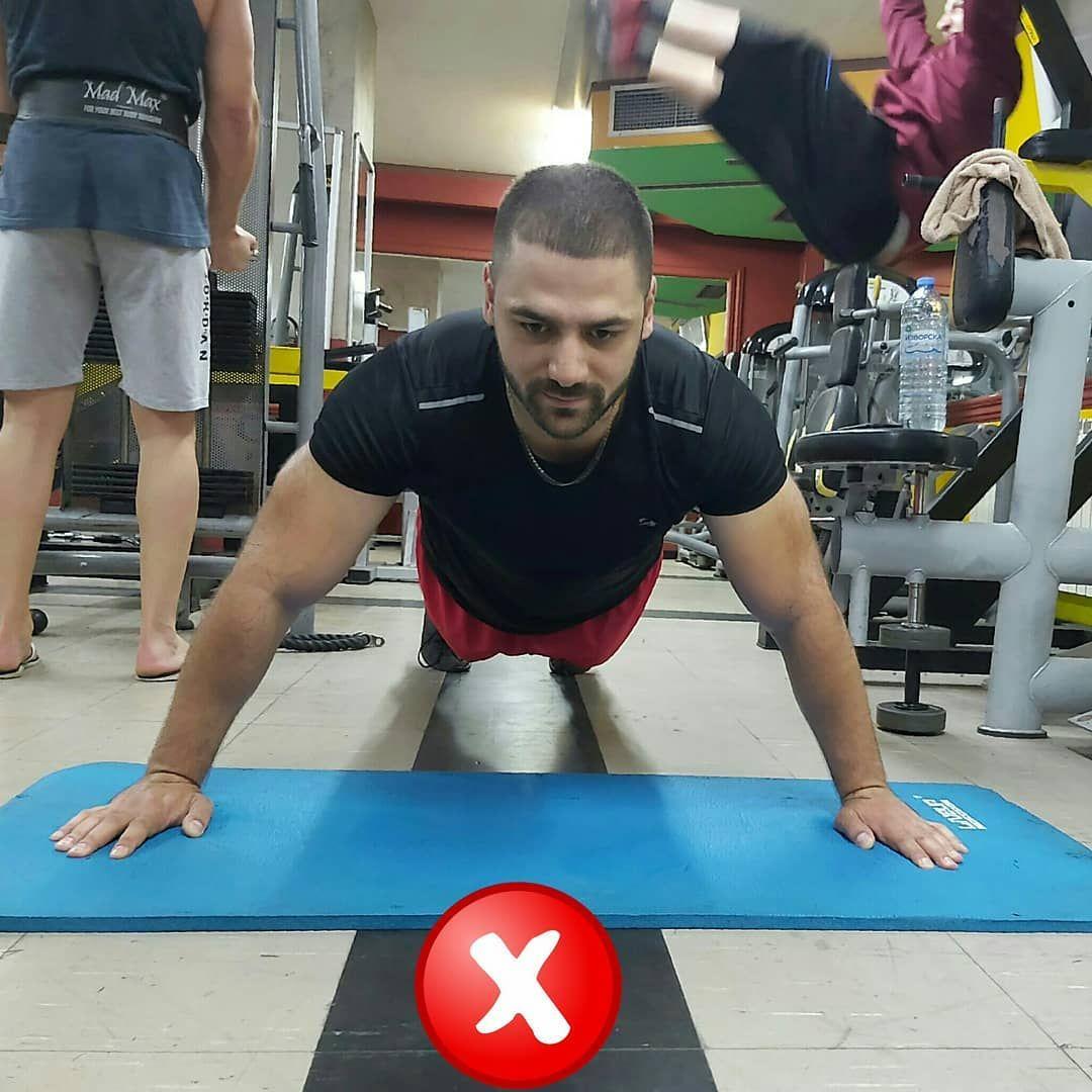 Push-ups ☻  Pravilan položaj ruku kada radimo sklekove. Ja sklekove radim pre započeti trening za gr...