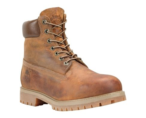 TIMBERLAND ICON PREMIUM LEATHER BOOTS. #timberland #shoes